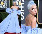Lady Gaga In Valentino Haute Couture  @ 2019 Golden Globe Awards