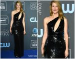 Laura Dern in Saint Laurent @ 2019 Critics' Choice Awards
