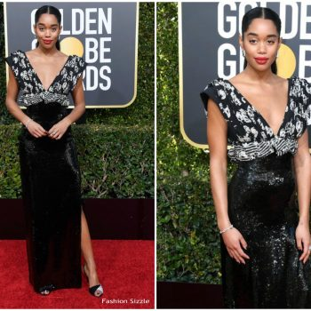 laura-harrier-in-louis-vuitton-2019-golden-globe-awards
