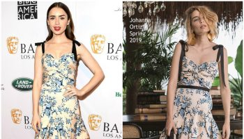 lily-collins-in-johanna-ortiz-2019-bafta-los-angeles-tea-party