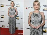 Lucy Boynton In Prada @ 2nd Annual Los Angeles Online Film Critics Society Award Ceremony