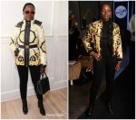 Lupita Nyongo' In  Versace  @ Sundance Film Festival
