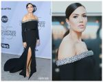 Mandy Moore In Jason Wu @ 2019 SAG Awards