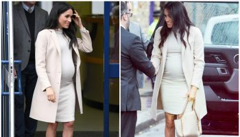 meghan-duchess-of-sussex-in-emporio-armani-h-m-mayhew-visits