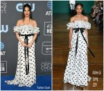 Olivia Munn In Andrew Gn  @ 2019 Critics' Choice Awards