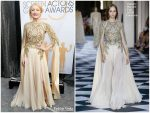 Patricia Clarkson In Zuhair Murad Couture @ 2019 SAG Awards