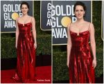 Phoebe Waller-Bridge In Galvan  @ 2019 Golden Globe Awards