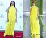 Regina King In Cushnie @ 'If Beale Street Could Talk' Palm Springs International Film Festival Screening