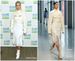 Rita Ora In Dion Lee @ The Elvis Duran Z100 Morning Show