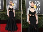 Rosamund Pike In Givenchy Haute Couture  @ 2019 Golden Globe Awards