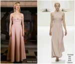 Saoirse Ronan In Christian Dior Haute Couture @ 'Mary Queen Of Scots' Edinburgh Premiere