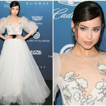 sofia-carson-in-monique-lhuillier-art-of-elysium-heaven-gala