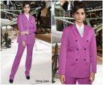 Sonam Kapoor In Calvin Klein & @ IWC Schaffhausen at SIHH 2019