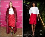 Tessa Thompson In Pyer Moss @ Refinery29 Host Sex, Politics, Film & TV Reception