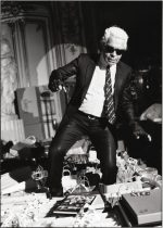 Karl Lagerfeld  Dead @ 85