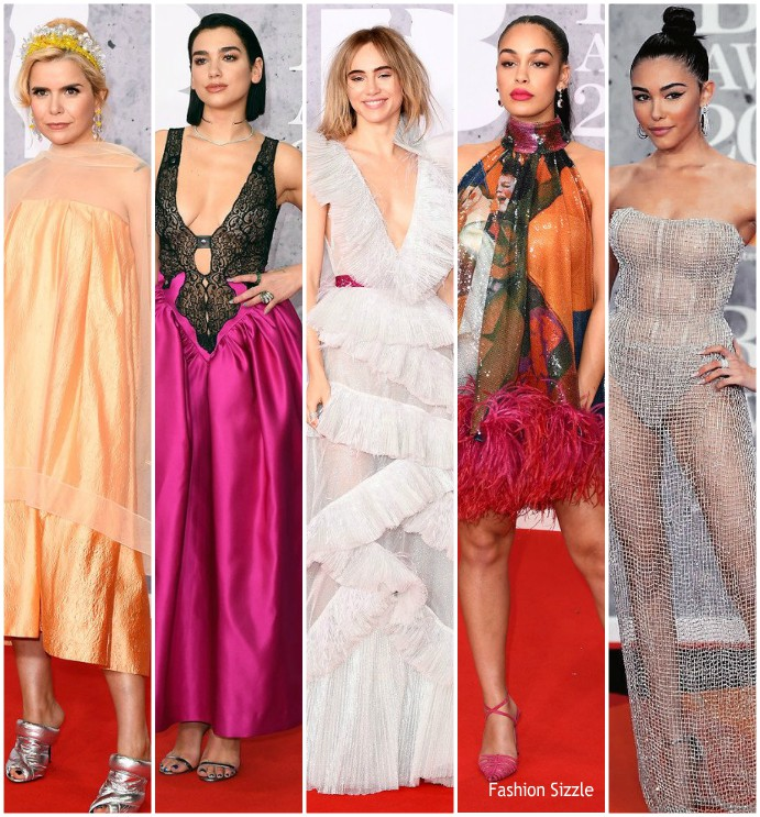 2019-brit-awards-redcarpet