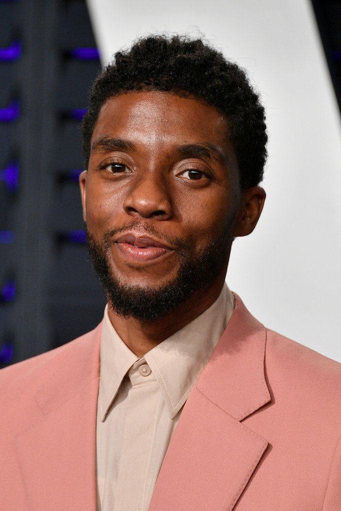Chadwick Boseman In Givenchy @ 2019 Vanity Fair Oscar ...