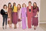 Addison Riecke, Julia Jones, KiKi Layne, Sadie Sink, Julia Garner, Maggie Gyllenhaal & Angela Sarafyan @ Kate Spade F/W 19