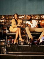 Nipsey Hussle and Lauren London for GQ