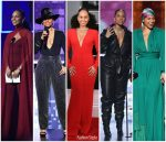 Alicia Keys Outfits @ 2019 Grammys