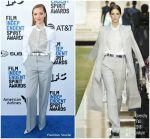 Amanda Seyfried In Givenchy Haute Couture @ 2019 Film Independent Spirit Awards