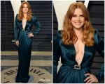 Amy Adams In Alexandre Vauthier @ 2019 Vanity Fair Oscar Party