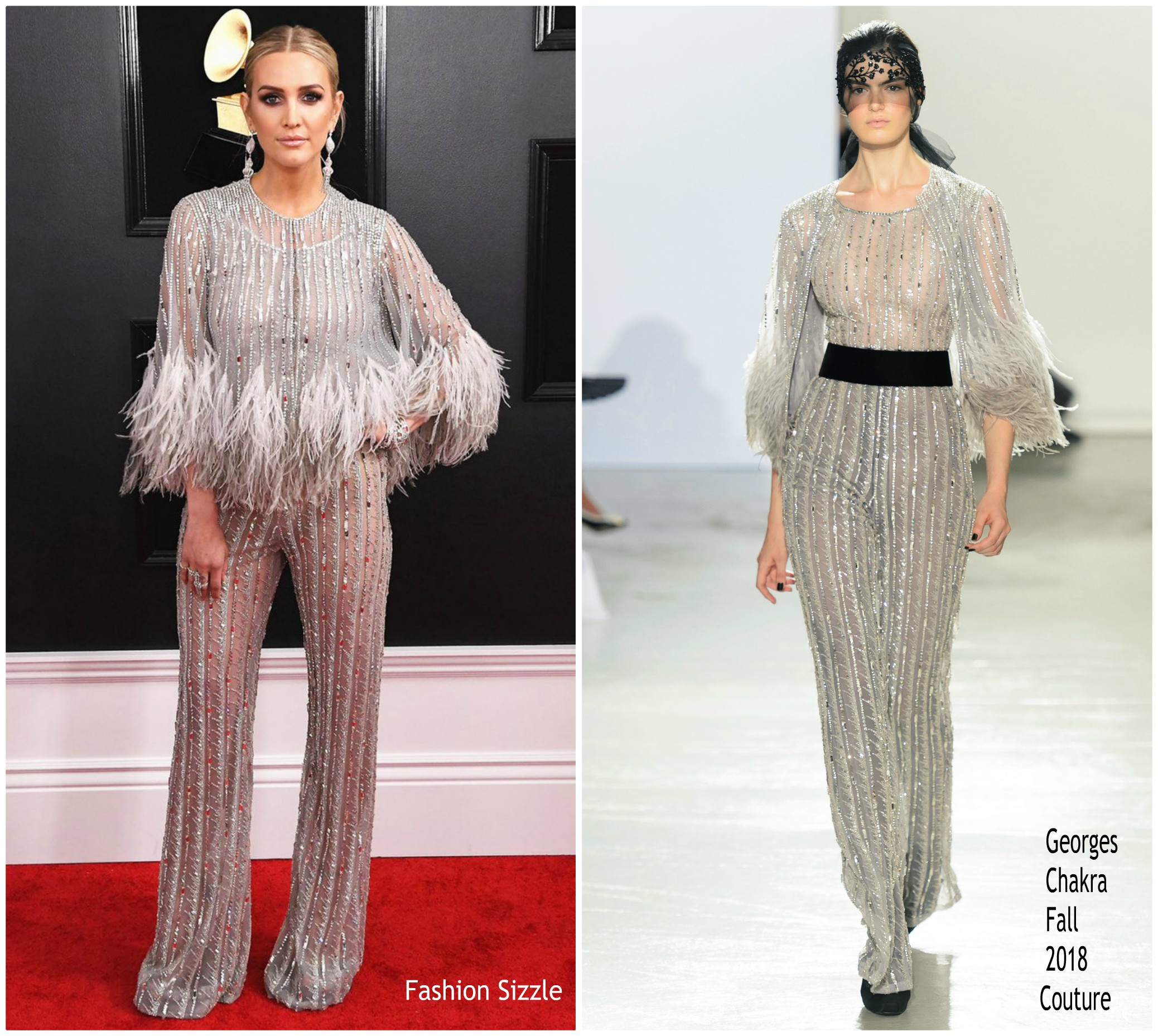 ashlee-simpson-in-georges-chakra-couture-2019-grammy-awards