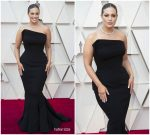 Ashley Graham  In Zac Posen @ 2019 Oscars