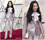 Awkwafina  In  Dsquared2  @ 2019 Oscars