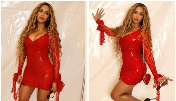 beyonce-knowles-in-christopher-kane- valentines-day
