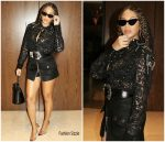 Beyonce Knowles In Saint Laurent @ Instagram Pic