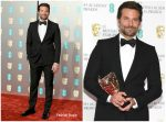Bradley Cooper in Celine @ 2019  BAFTA Awards