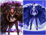 Cardi B Performs in Vintage Thierry Mugler   @ 2019 Grammy  Awards