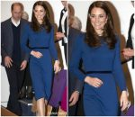 Catherine, Duchess of Cambridge In Jenny Packham @ Cinemagic Visit