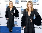 Chloe Grace Moretz In Loewe @ 2019 Film Independent Spirit Awards