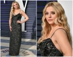 Chloë Grace Moretz  In  Louis Vuitton  @ 2019 Vanity Fair Oscar Party