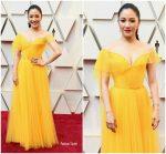 Constance Wu In Atelier Versace  @ 2019  Oscars