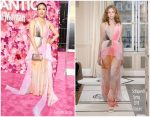 Constance Wu In Schiaparelli Haute Couture @ 'Isn't it Romantic' LA Premiere