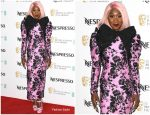 Cynthia Erivo in Erdem @  Nespresso British Academy Film Awards Nominees Party