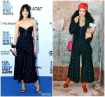 Dakota Johnson In Gucci @ 2019 Film Independent Spirit Awards
