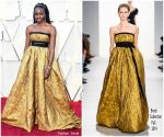 Danai Gurira In Brock Collection @ 2019 Oscars