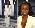 Danai Gurira In Gabriela Hearst @ 2019 Vanity Fair Oscar Party