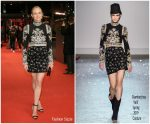Diane Kruger In Giambattista Valli Haute Couture @ 'The Golden Glove' Berlinale International Film Festival Premiere