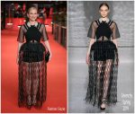 Diane Kruger In Givenchy Haute Couture @ 'The Operative' Berlinale Film Festival Premiere