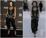 Dua Lipa In  Alexander Wang @   Warner Music Pre-Grammy Celebration 2019