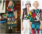 Elizabeth Banks In Alice + Olivia @ The Ellen DeGeneres Show