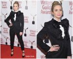 Emily Blunt in Dolce & Gabbana @  71st Annual Writers Guild Awards