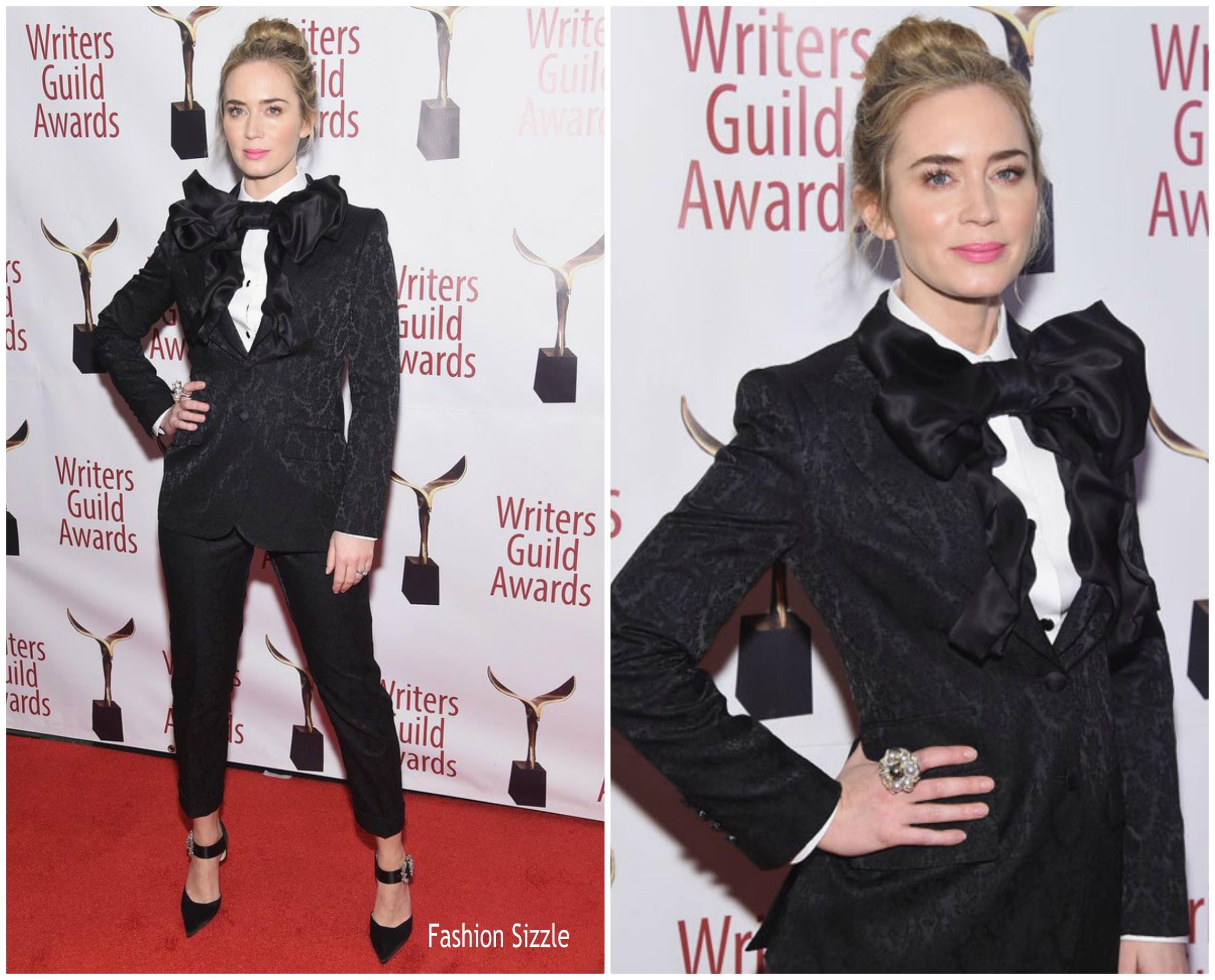 emily-blunt-in-dolce-gabbana-71st-annual-writers-guild-awards