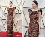 Emma Stone In Louis Vuitton @ 2019 Oscars