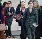 Emma Watson in Alexachung @ First Meeting of the G7 Gender Equality Advisory Council